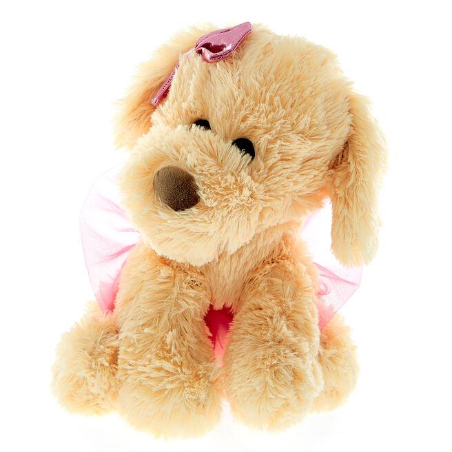 Dog In A Tutu Soft Toy