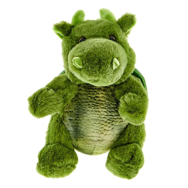 Green Dragon Soft Toy