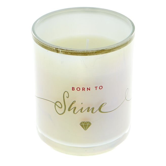 Born to Shine Boxed Candle