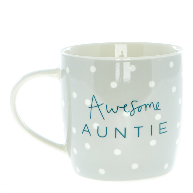 Awesome Auntie Mug