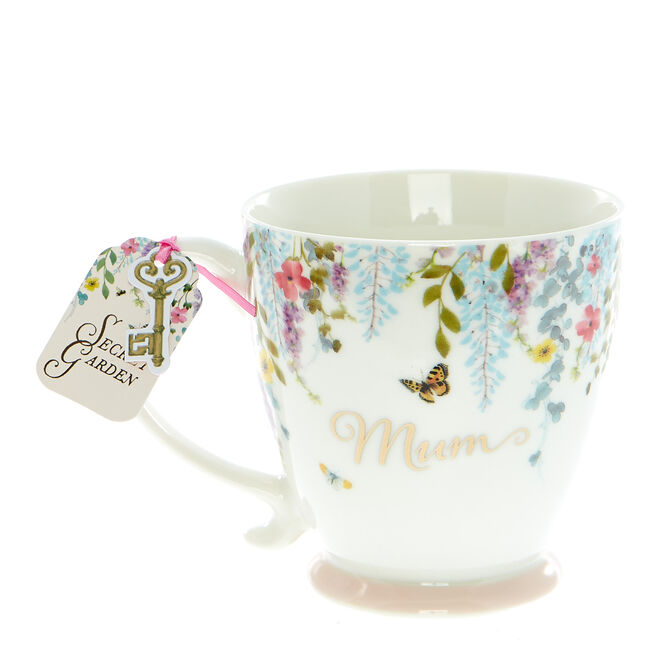Secret Garden Mug Mug In A Box