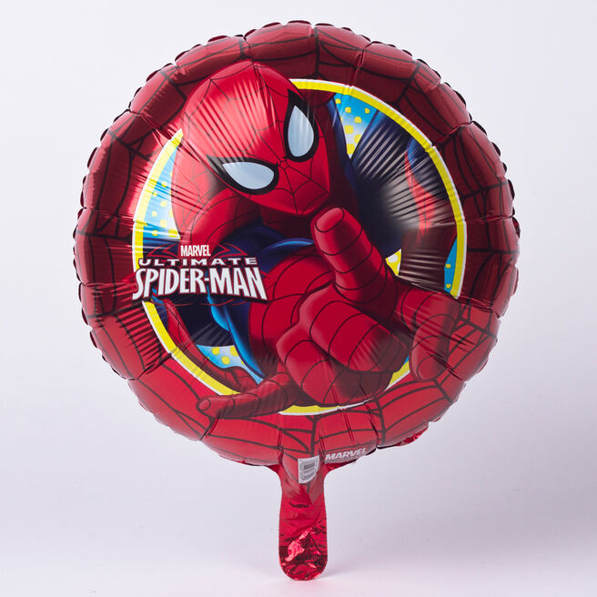 Marvel Ultimate Spider-Man Foil Helium Balloon