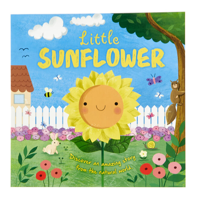 Little Sunflower Storybook