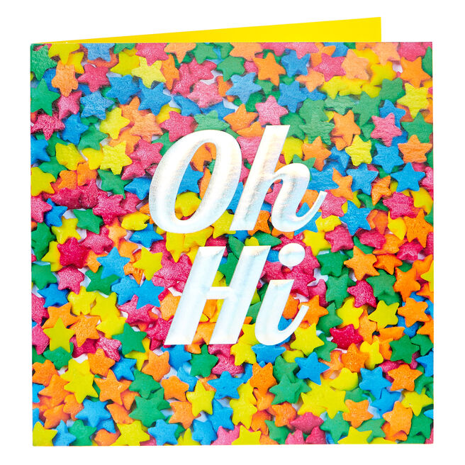 Any Occasion Card - Oh Hi