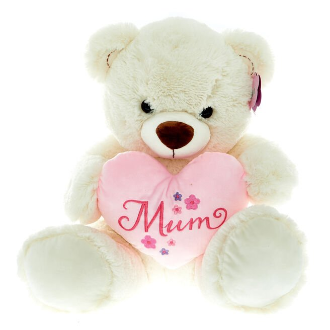 Large Mother's Day Mum Teddy Bear