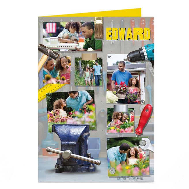 Photo Card - DIY And Tools
