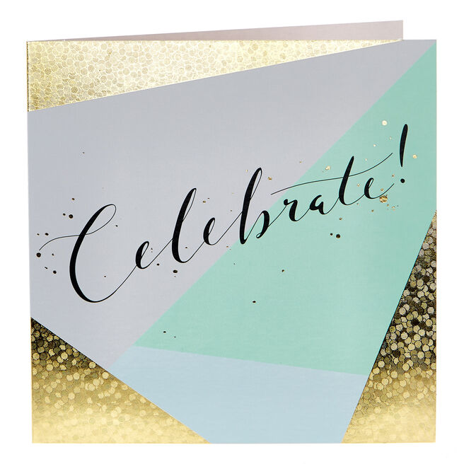 Any Occasion Card - Celebrate