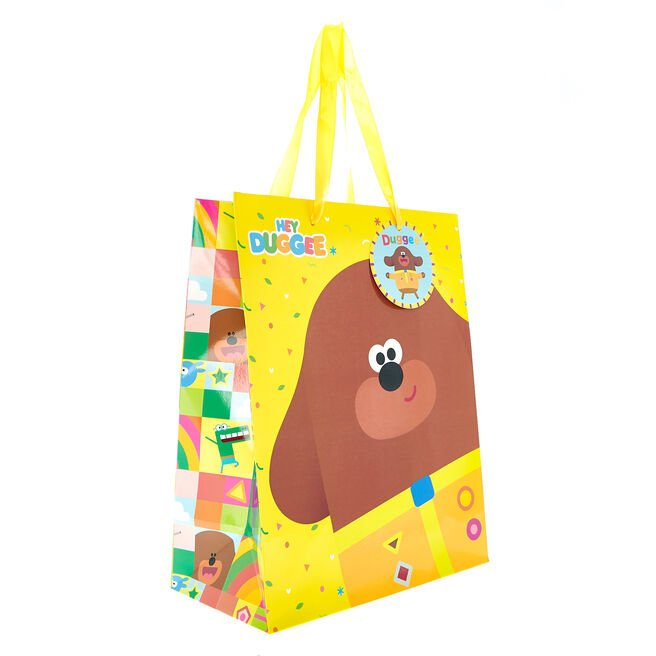Medium Portrait Gift Bag - Hey Duggee
