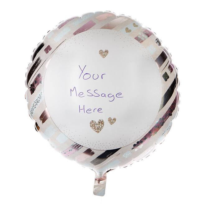 Write-On Mother's Day 24-Inch Helium Balloon With Pen