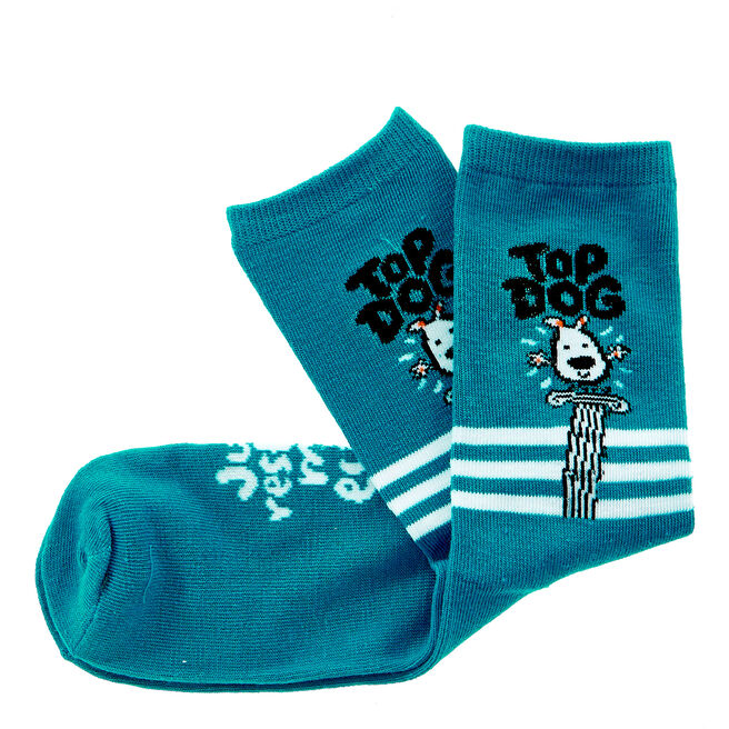 Fruitloops Top Dog Socks In A Box