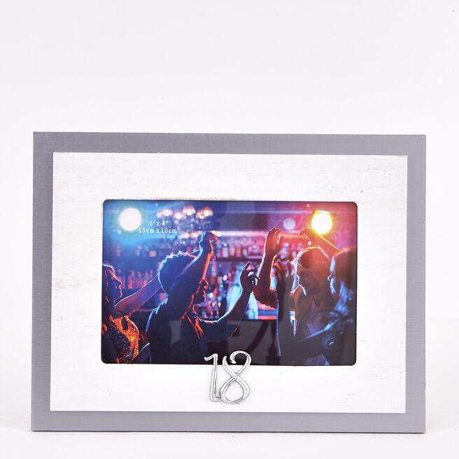 18th Birthday Photo Frame