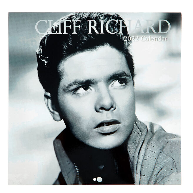 Cliff Richard 16-Month 2022 Calendar