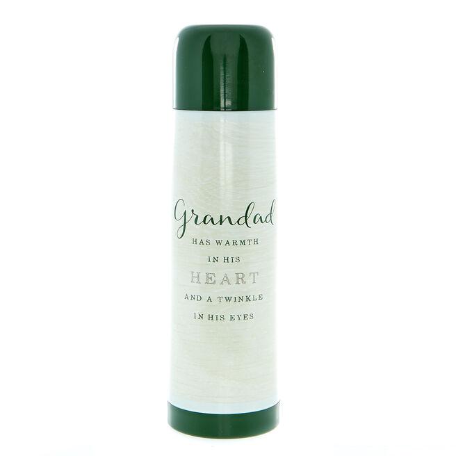 Memory Lane Grandad Flask