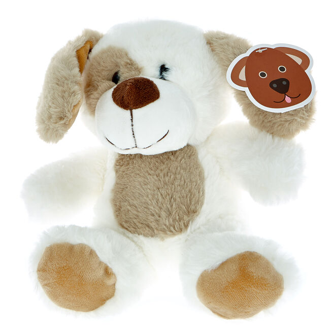 Puppy Dog Soft Toy