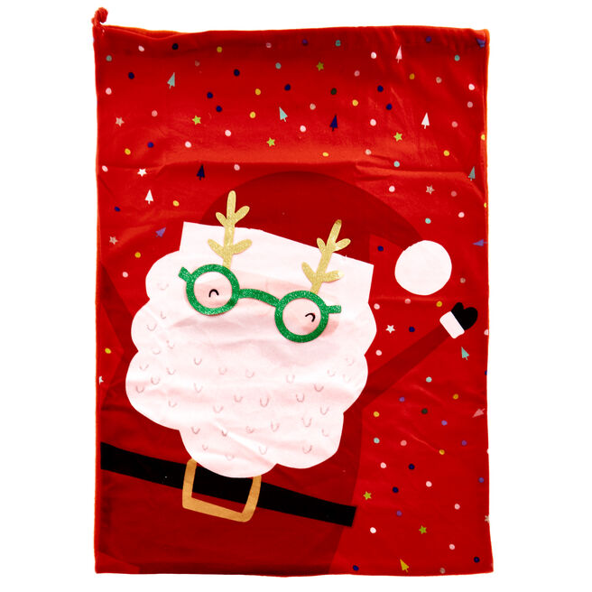 Santa Clause Christmas Sack
