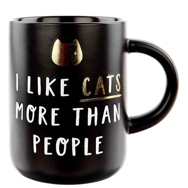 Pawsome Pals - Cat Quote Mug