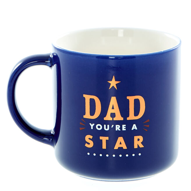 Dad You're A Star Mug In A Box
