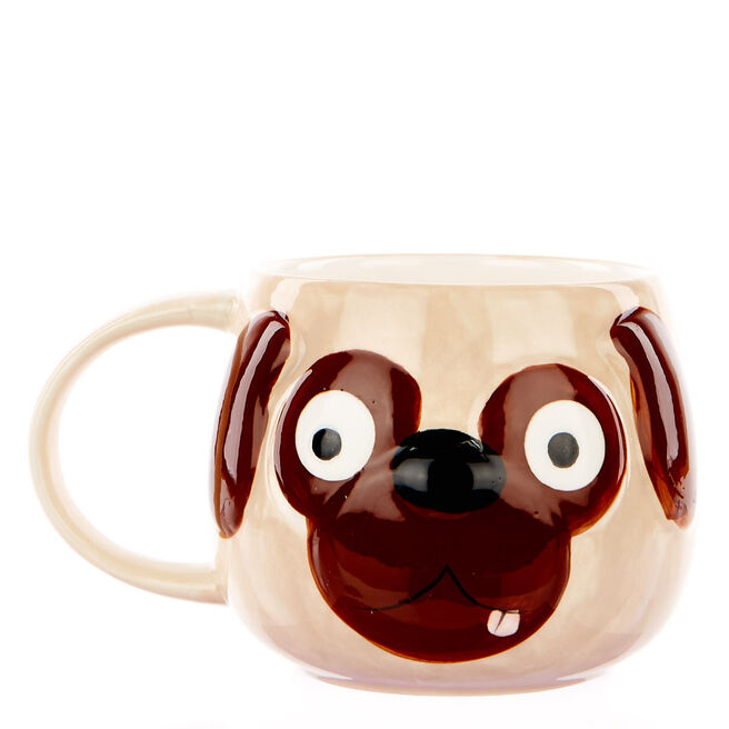 Pawsome Pals - Brown Dog Mug