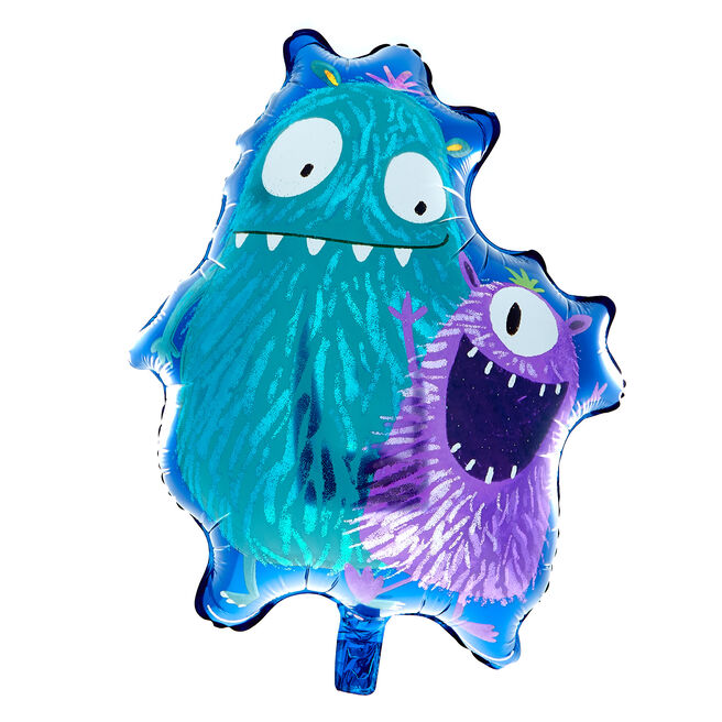 Monsters 24-Inch Foil Helium Balloon