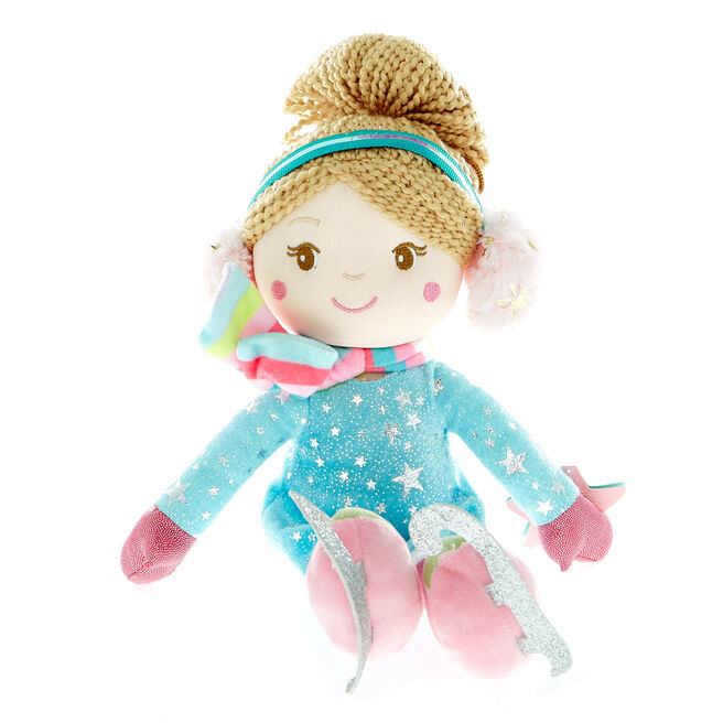 Happy & Bright Dot The Ice Skater Doll