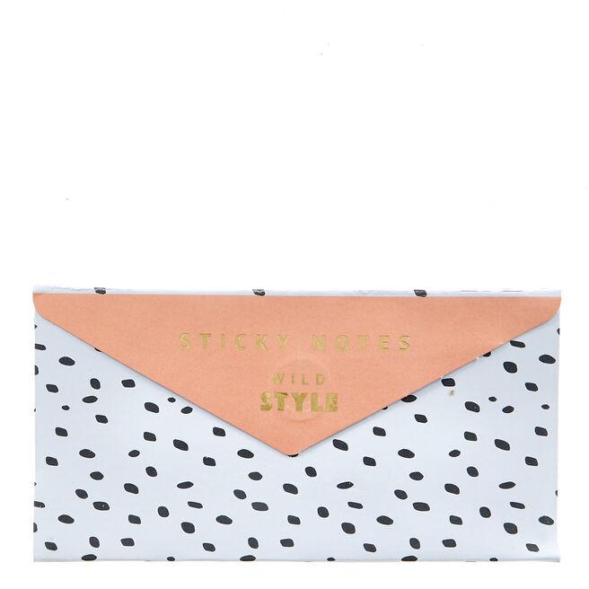 Wild Style Envelope Sticky Notes