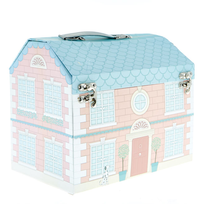 Doll's House Toy Chest Gift Box