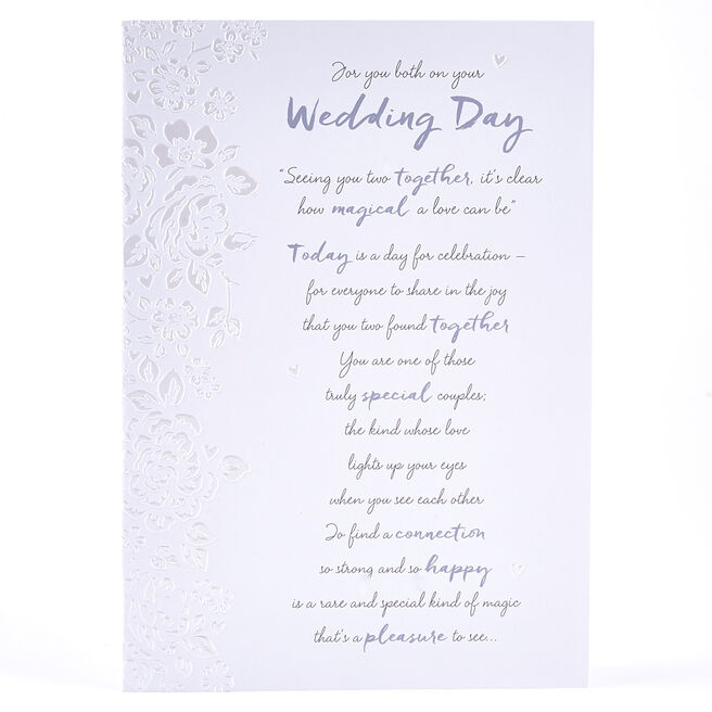 Wedding Card - How Magical Love Can Be