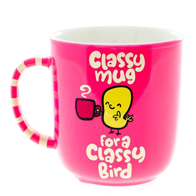 Fruitloops Mug - For A Classy Bird