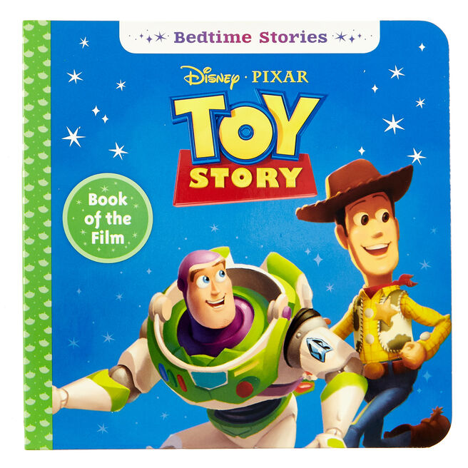 Disney Pixar Bedtime Stories - Toy Story Book