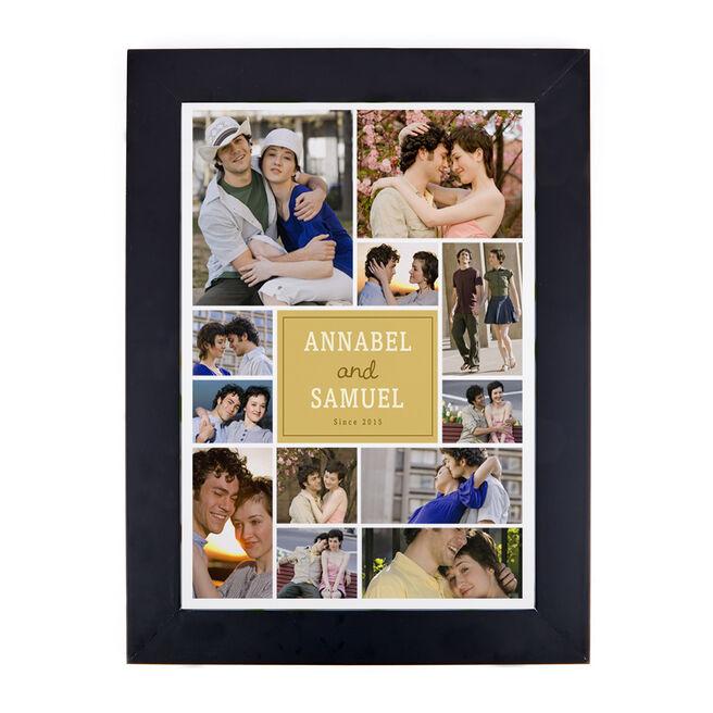 Photo Upload Print - Couples