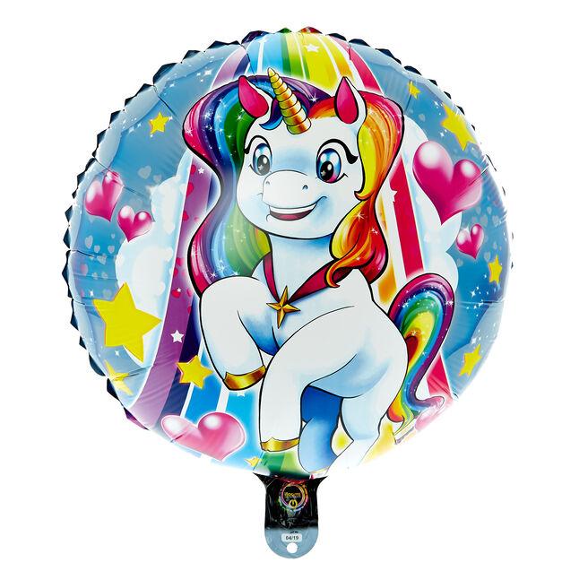 Illoom Unicorn Light-Up 22-Inch LED Balloon