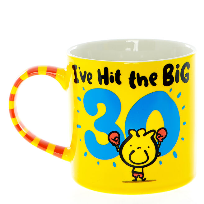 Fruitloops 30th Birthday Mug