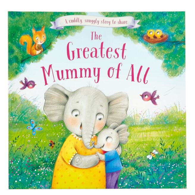 The Greatest Mummy of All Book