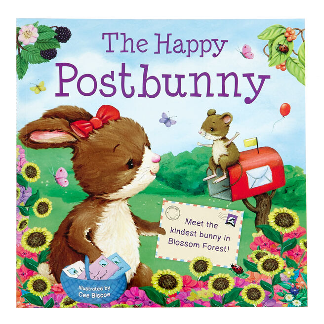 The Happy Postbunny Book