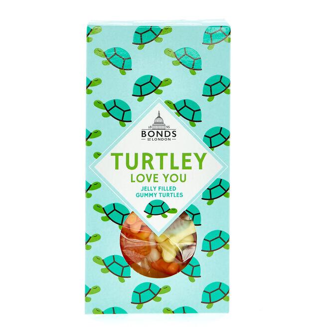 Bonds Of London Jelly Filled Gummy Turtles