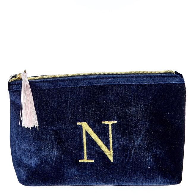 N - Makeup Bag