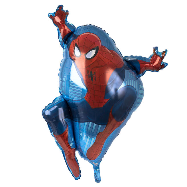 Marvel The Amazing Spider-Man Foil Super Shape Helium Balloon (Deflated)