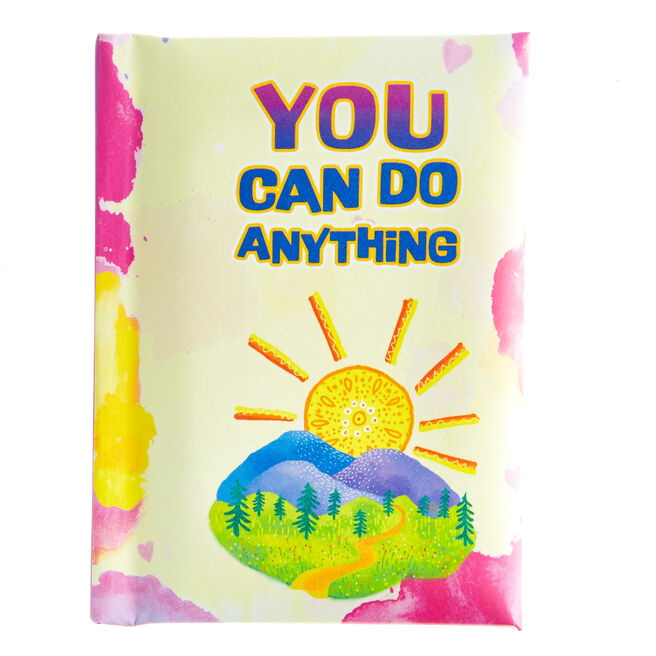 Blue Mountain Arts Keepsake Book - You Can Do Anything