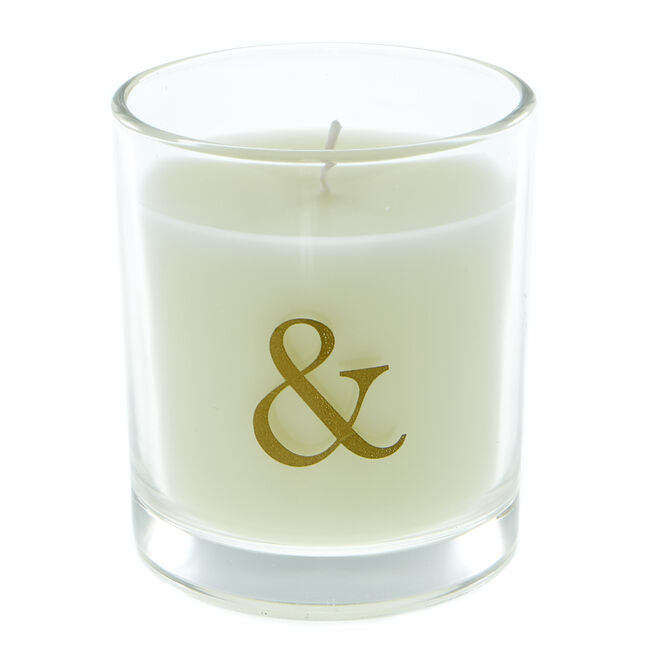 & Sign Warm Cashmere Scented Candle