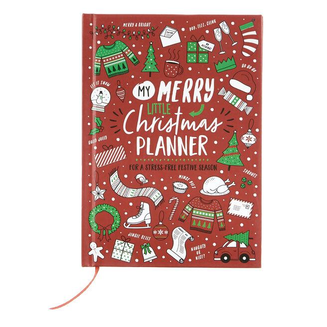 My Merry Little Christmas Planner