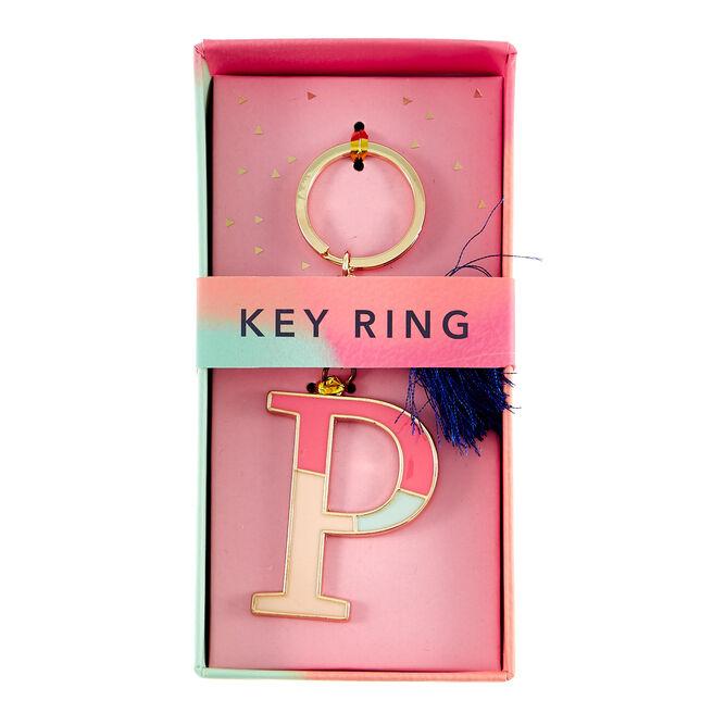 Initial Keyring - P