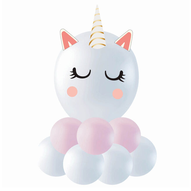 Unicorn Centrepiece Balloon Kit