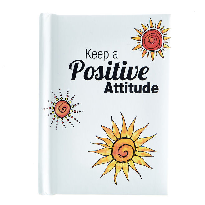 Blue Mountain Arts Keepsake Card - Keep A Positive Attitude