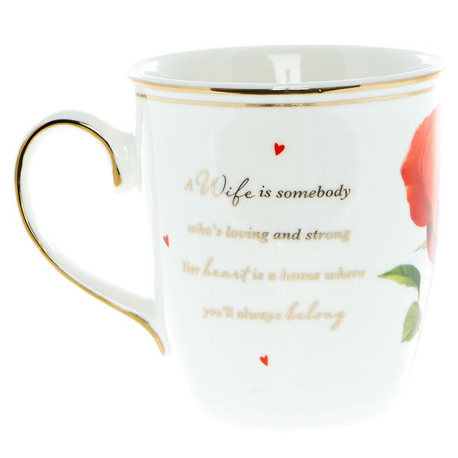 Sentimental Wife Mug In A Box