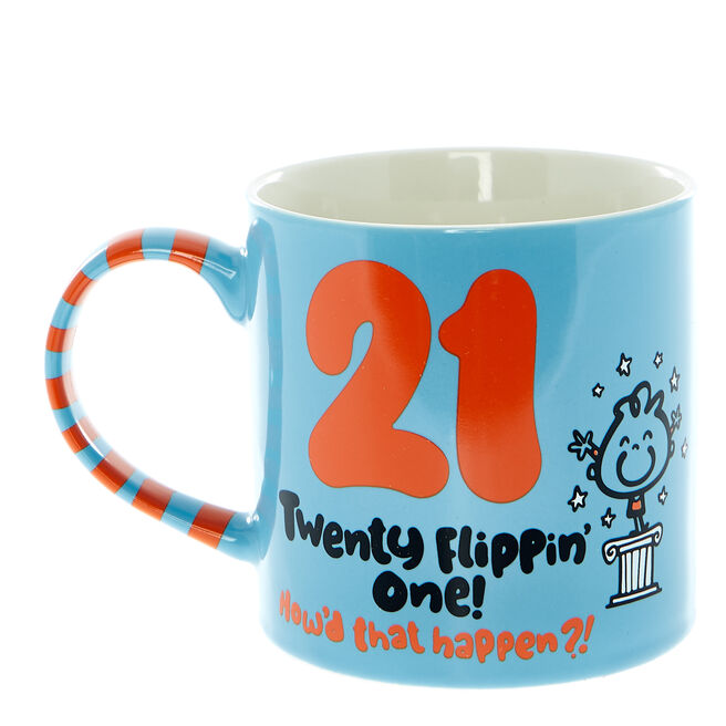 Fruitloops 21st Birthday Mug