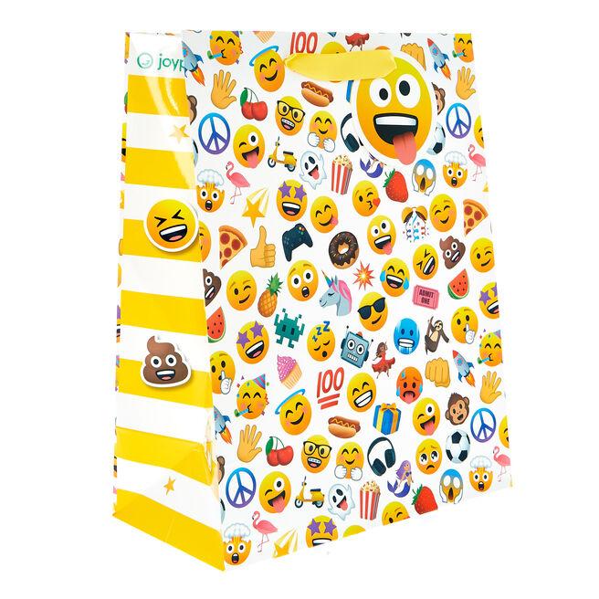 Medium Portrait Joypixels Gift Bag