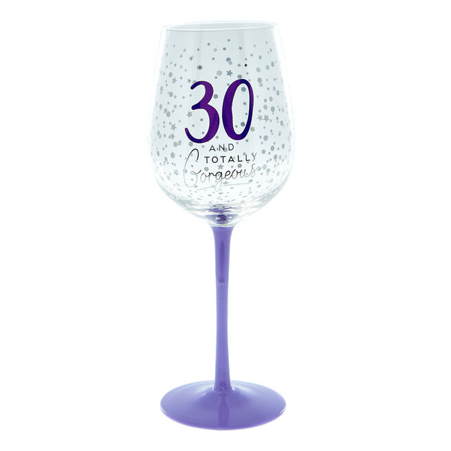 30 And Totally Gorgeous Wine Glass