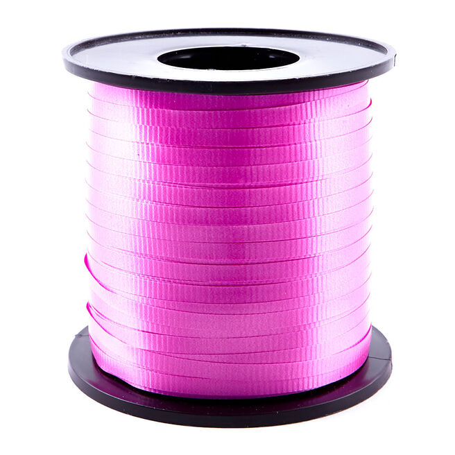 Bright Pink Curling Ribbon 500 Yards