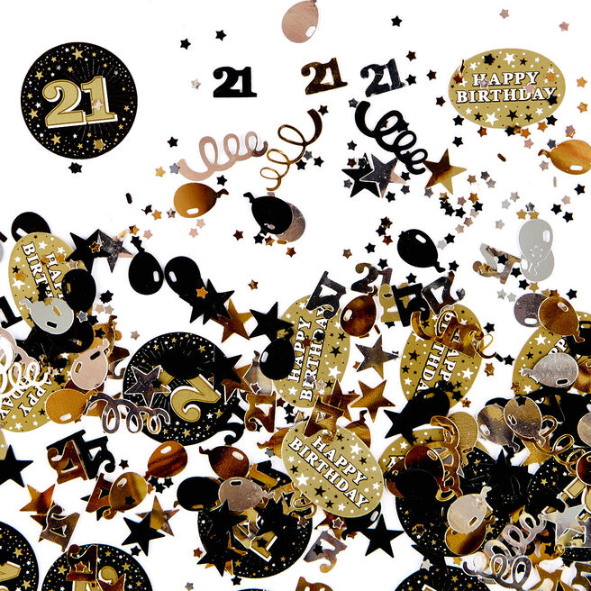 Foiletti - Age 21 Gold 16464