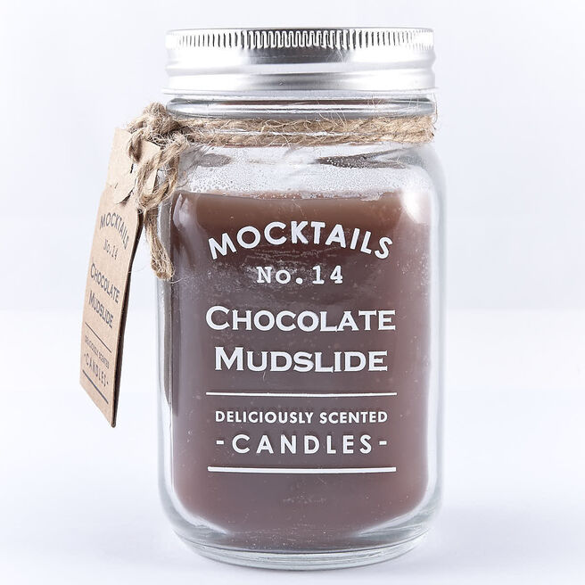 Chocolate Mudslide Mocktail Scented Candle